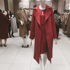 Max Mara Fall//Winter red-coat