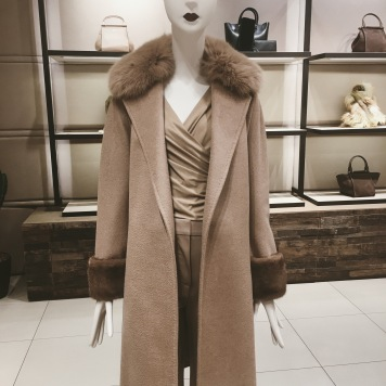 Max Mara Fall//Winter camel