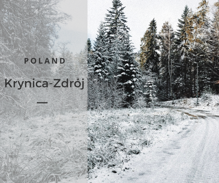 3 relaxing days in Polish winter wonderland,Krynica-Zdrój