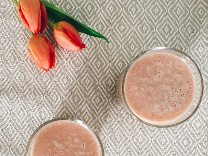 Summer Blush Smoothie